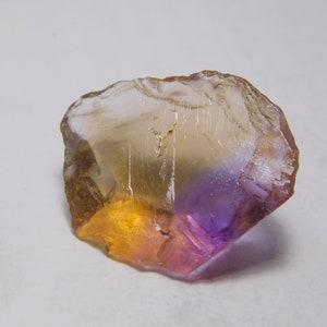 A+AAA 100/% Natural TOP GRADE Purple Yellow Ametrine Rough Loose Gemstones##444#