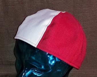 Upcycled Brimless Cap 17a87fc79d3f