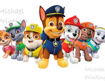 paw patrol svg paw patrol clipart paw patrol cut file paw svg chase svg dig svg marshall svg paw patrol cricut