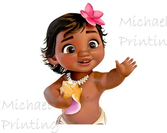 Moana Princess ,Moana Cliparts ,Moana Vector ,Moana Birthday