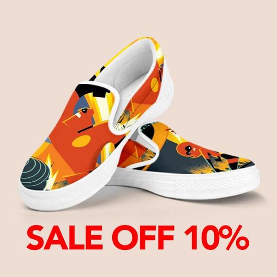 2 party Slip Unisex Shoes Shoes Incredibles Custom Incredibles Shoes Shoes 2 Incredibles Vintage The on Incredibles Shoes invite Vans vwxY5Cq