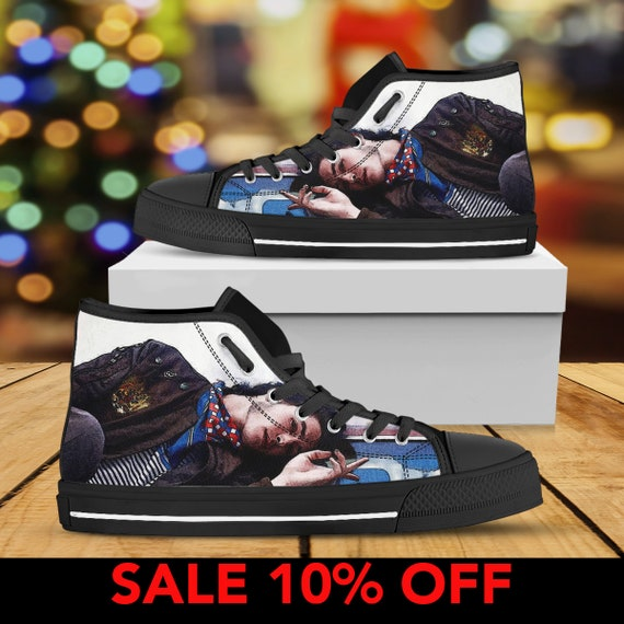 High The League Dc Justice Credence Custom Sneaker Miller Ezra Ezra Shoes Flash Shoes Converse Converse Miller Top Comics Custom Custom 881qOS