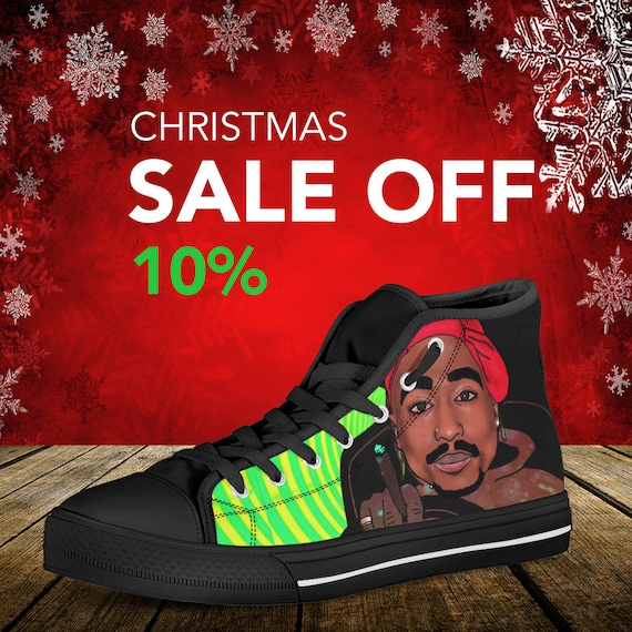 Custom Tupac Shoes Custom Rap Tupac 2pac Shoes Shakur Tupac Shakur Shakur Sneaker Converse High Custom Custom Tupac Art Top Converse qCYqrZg
