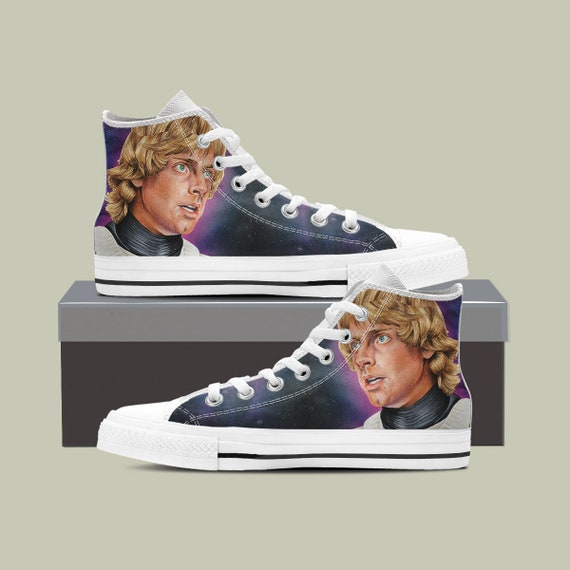 Custom Star Custom Wars Shoes vader Wars Star Converse Shoes Wars Star Phasma Sneaker Luke Captain Star Death Wars Star Darth tXwzqfg
