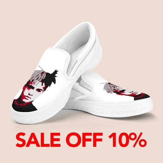 Rip XXXtentacion On Shoes XXXtentacion Shoes Vans Shoes Shoes XXX Custom death XXXtentacion Slip Custom XXXtentacion Revenge Custom Rap 0IEwqAHPxx