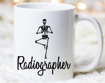 Radiographer Funny Gift Mug shan311