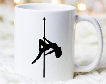 Pole Dancer / Mug / Pole Dancer Mug / Pole Dancer Gift / Pole Dancing / Pole Dance Mug / Pole Dancer Coffee Mug / Pole Fitness