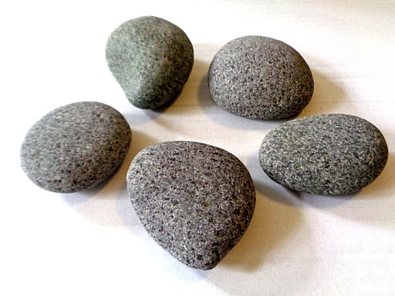 Plage de galets, couleur gris clair, d\'artisanat de fournitures, de ...