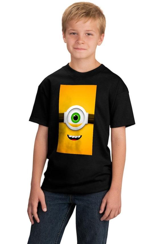 054a25b1c9 COOL MINION T SHIRT for kids | Etsy