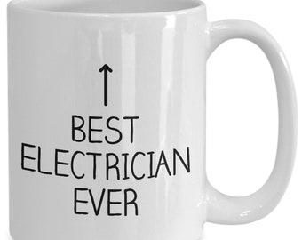 I/'m An Electrician Lets Just Assume I/'m Always Right Funny Coffee Mug Gift 1307