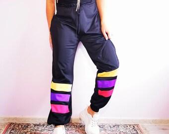 Women's Black Tape JoggerTrouser Pant M Green NWT