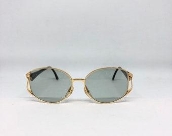 28dfd83c6403 GIANNI VERSACE v78 740 56 16 Vintage Sunglasses Deadstock