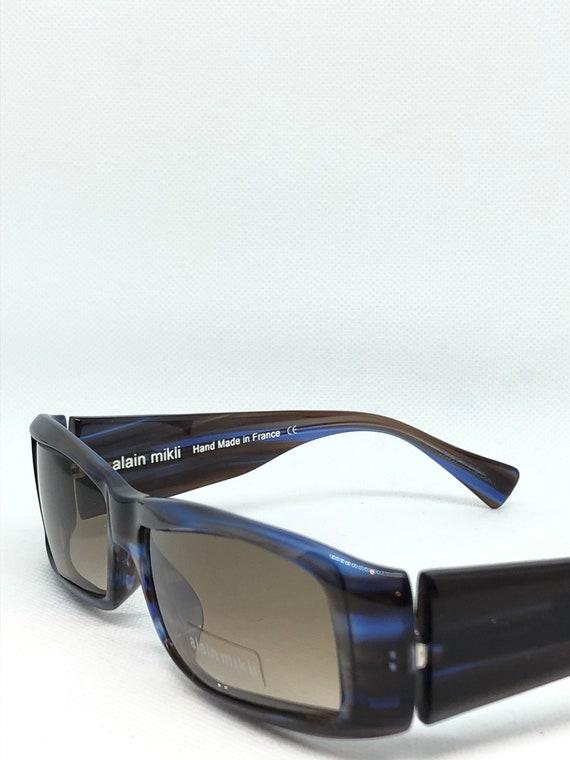 ALAIN MIKLI A0751 13S vintage sunglasses DEADSTOCK - image 5
