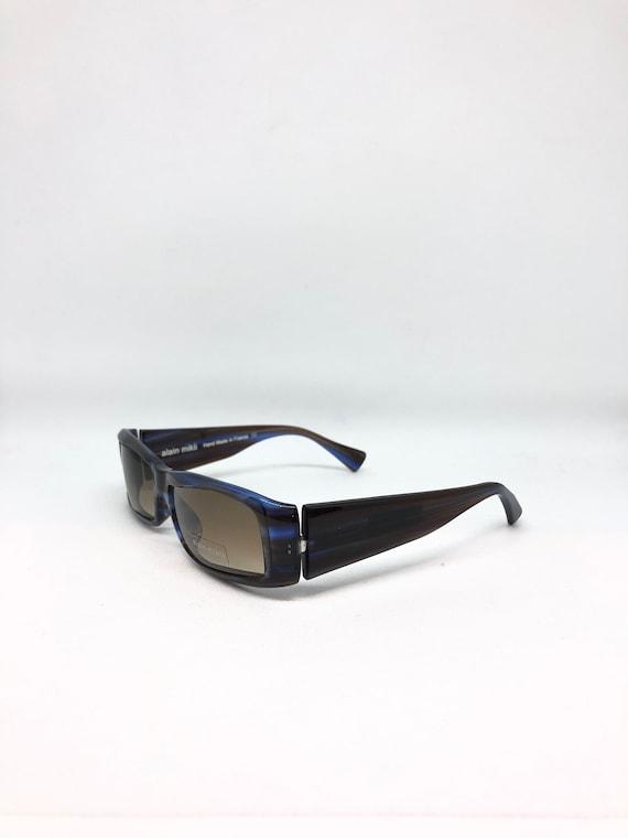 ALAIN MIKLI A0751 13S vintage sunglasses DEADSTOCK - image 4