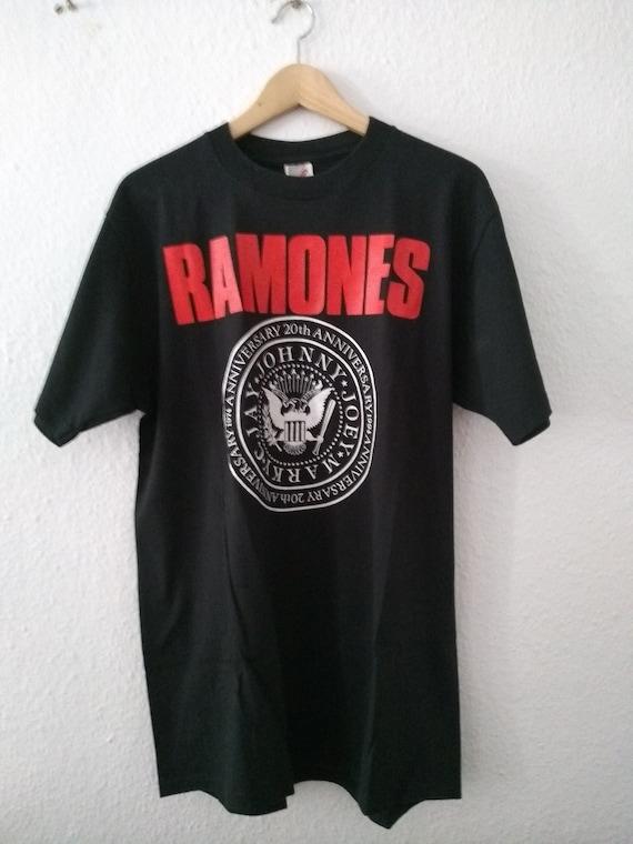 RAMONES 20TH ANIVERSARY TOUR