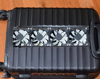 Items similar to Portable 4 GPU Mining Rig, BITCOIN ETHEREUM ZCash