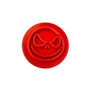 Pumpkin King SoapDough Stamp 3D Printed