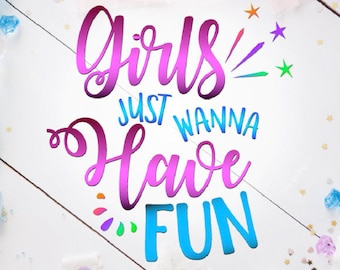 Celebrate SVG Files for Cricut Saying Girls Night Out SVG ...