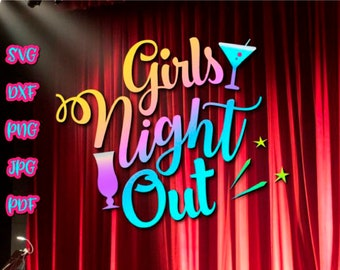 Bachelorette SVG Files for Cricut Sayings Girls Weekend ...