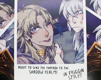 Shadow Monster Print Etsy