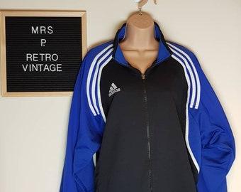 Details about ADIDAS Originals Cameroon Jacket Vintage Retro TRACKSUIT TOP Oldschool Track L