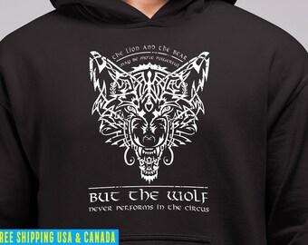 2a5aa996 Viking hoodie | Etsy