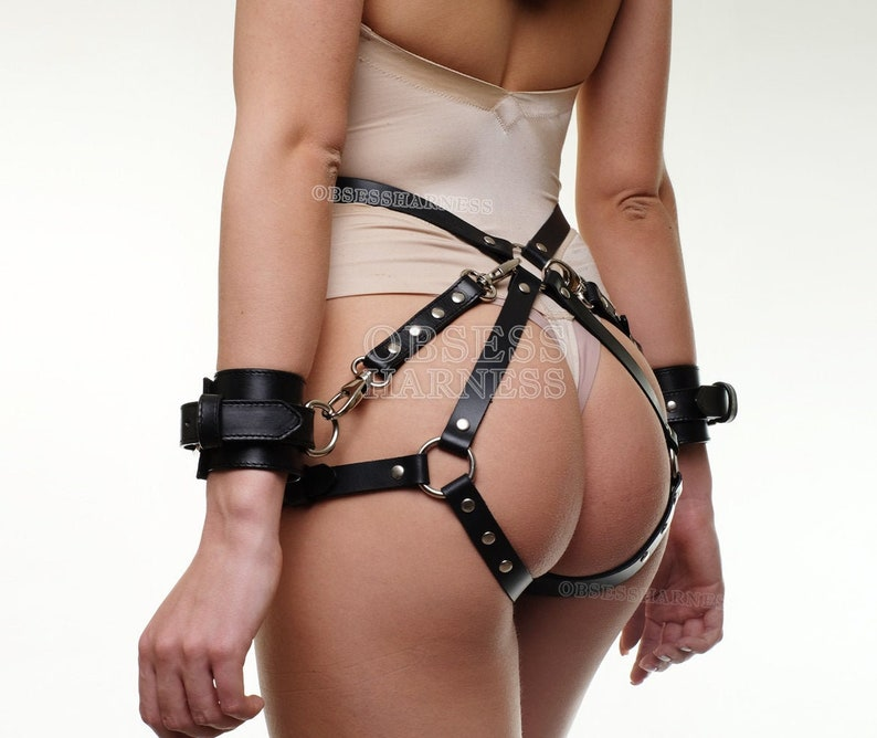 Body harness lingerie garters bondage bdsm sex toys sexy