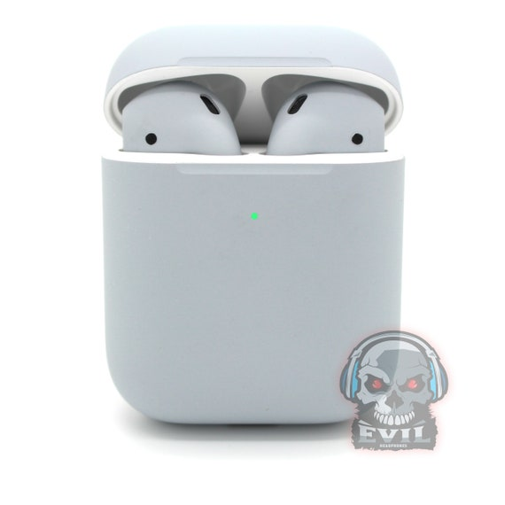 Apple Airpods 2nd Gen Wireless Charging Case Earbuds Etsy