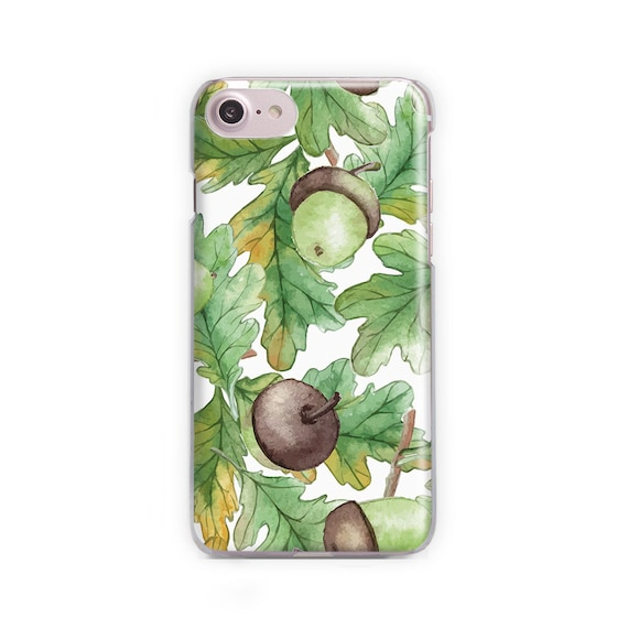 Pink Pigs with Green Acorns Samsung S10 Case
