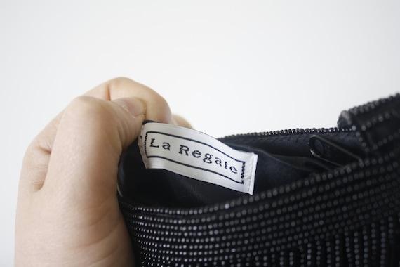 Beaded mini purse, beaded vintage purse, bead pur… - image 7
