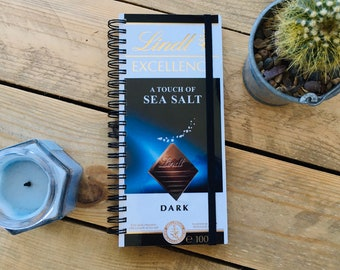 Lindt Chocolate Notebook