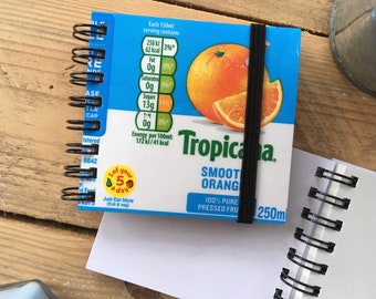 Mini Tropicana Notebook