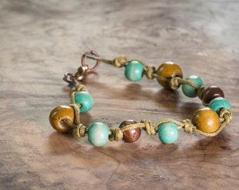Men Bracelet, Man Bracelet, Tribal Style Man Jewellery, Jewellery for Men