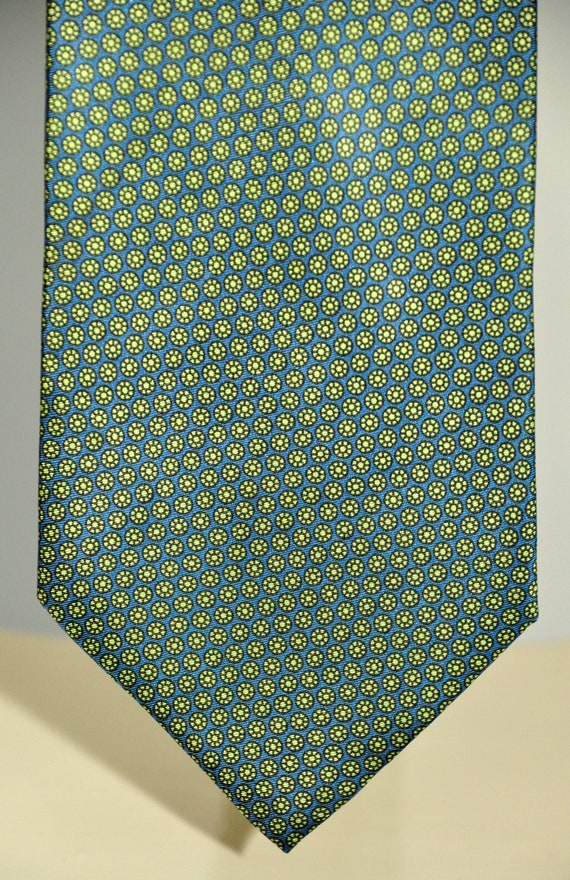 Charlton & Moore rare vintage tie 100% pure silk