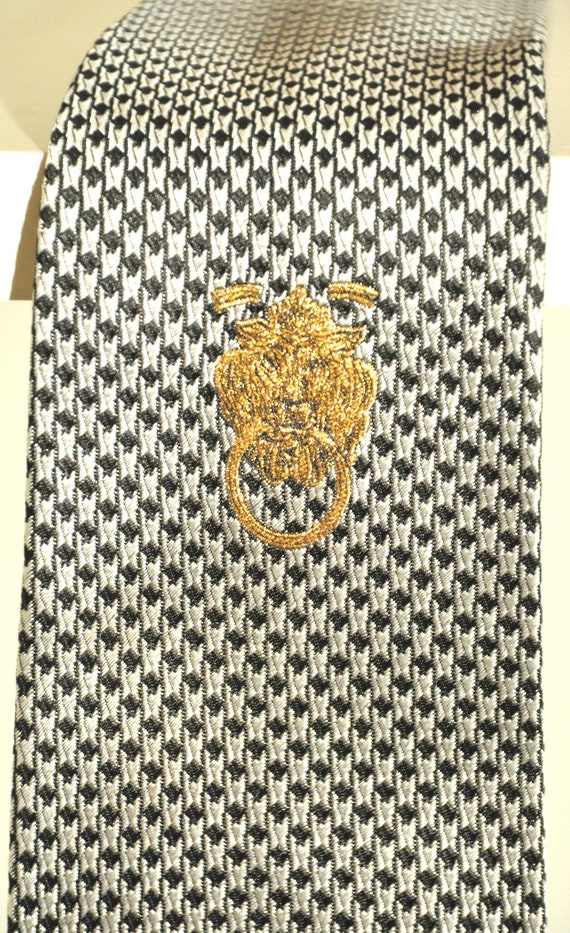 Gianfranco Ferre' rare vintage tie 100% pure silk