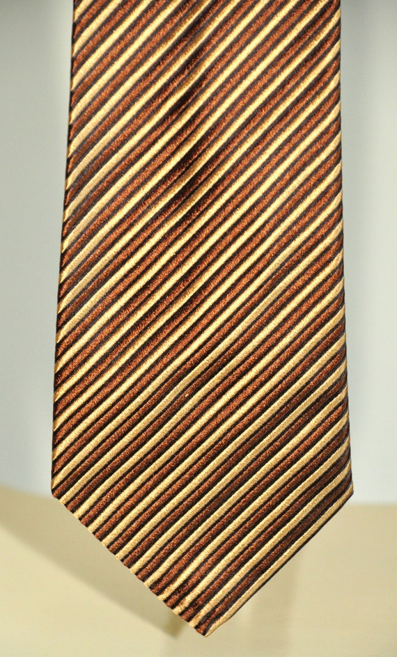 Bagutta rare vintage tie 100% pure silk