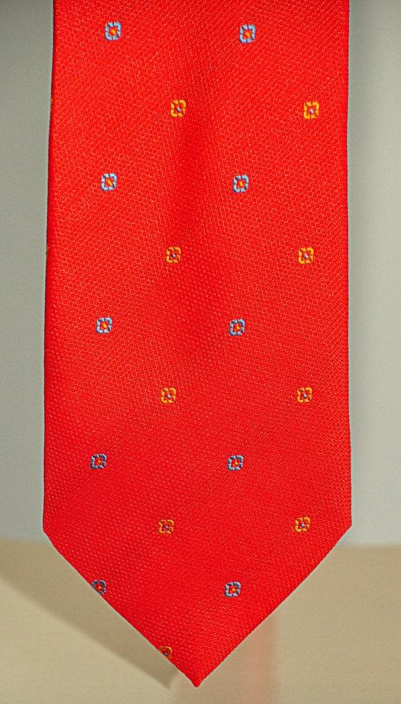 Andrea Marinelli rare vintage tie 100% pure silk