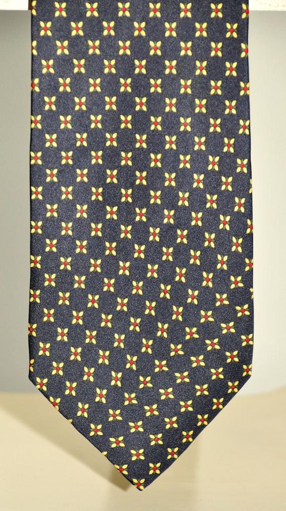 Giorgio Armani rare vintage tie 100% pure silk