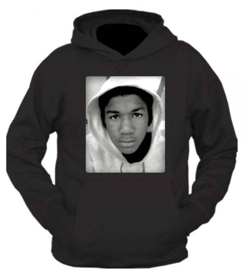 c6b47101d8d Trayvon Martin rip hoodie photograph