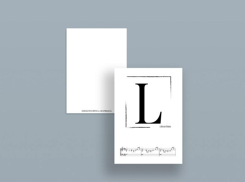 Card mailing LETTER image 0