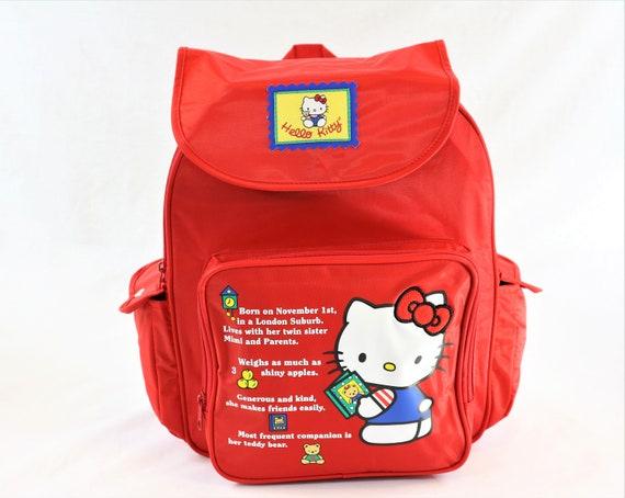 Hello Kitty Backpack  e77dc0a680598