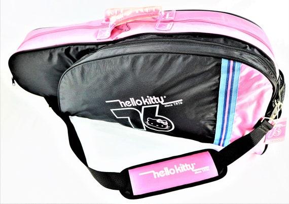 12be3bf8c91 Hello Kitty Tennis Bag Vintage Hello Kitty Tennis Bag   Etsy