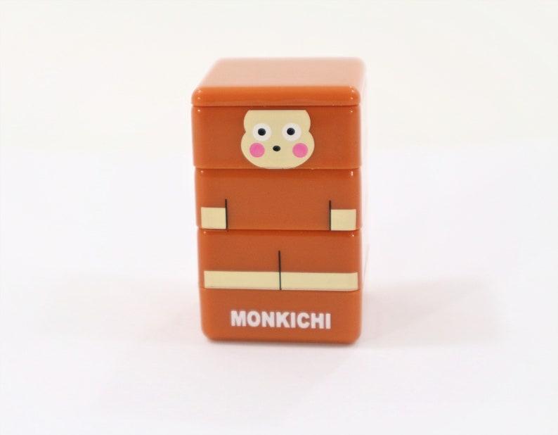 Sanrio Monkichi 3 in 1 Stamper