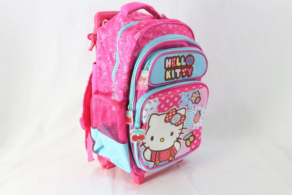 Hello Kitty Trolley Backpack