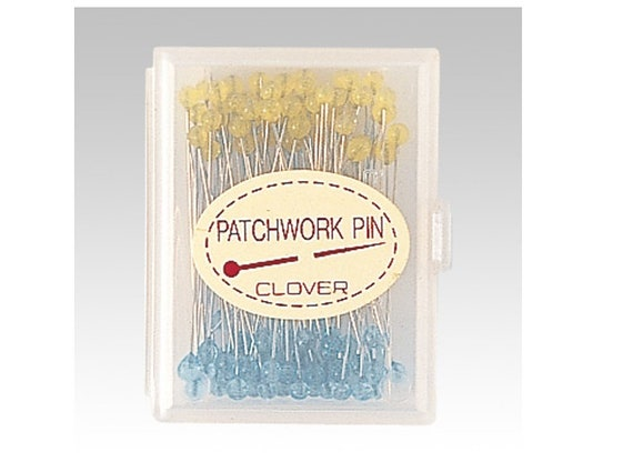 0.4mm 100pcs Clover Patchwork Pins Extra Fine