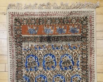100% Cotton Durrie Carpet (2'x3')