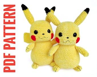 Pokémon Crochet Free Pattern - Home | Facebook | 270x340