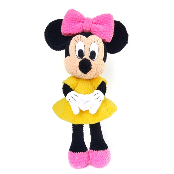 ♥ Day 3: Minnie Tsum Tsum Amigurumi - Delinlea - My little ...   570x570