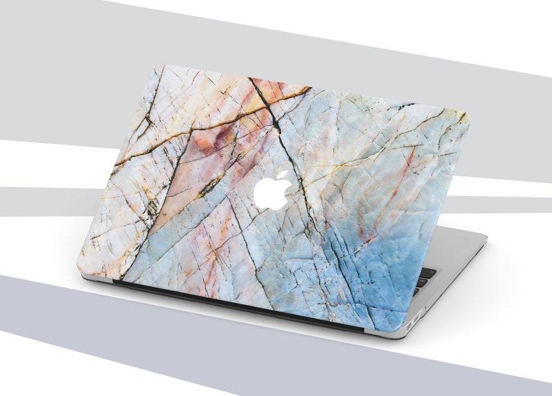 Macbook Pro 15 Inch Case Marble Macbook Air 13 Hard Case Cracked Macbook Air Coque Mac 12 Clear Case Unique Laptop Macbook 11 Cover DE0138