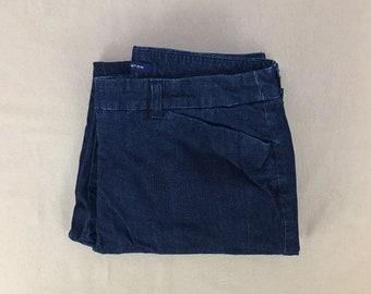 f728b34fa04e48 80s 90s jones new york signature stretch denim size 10 blue jeans vtg